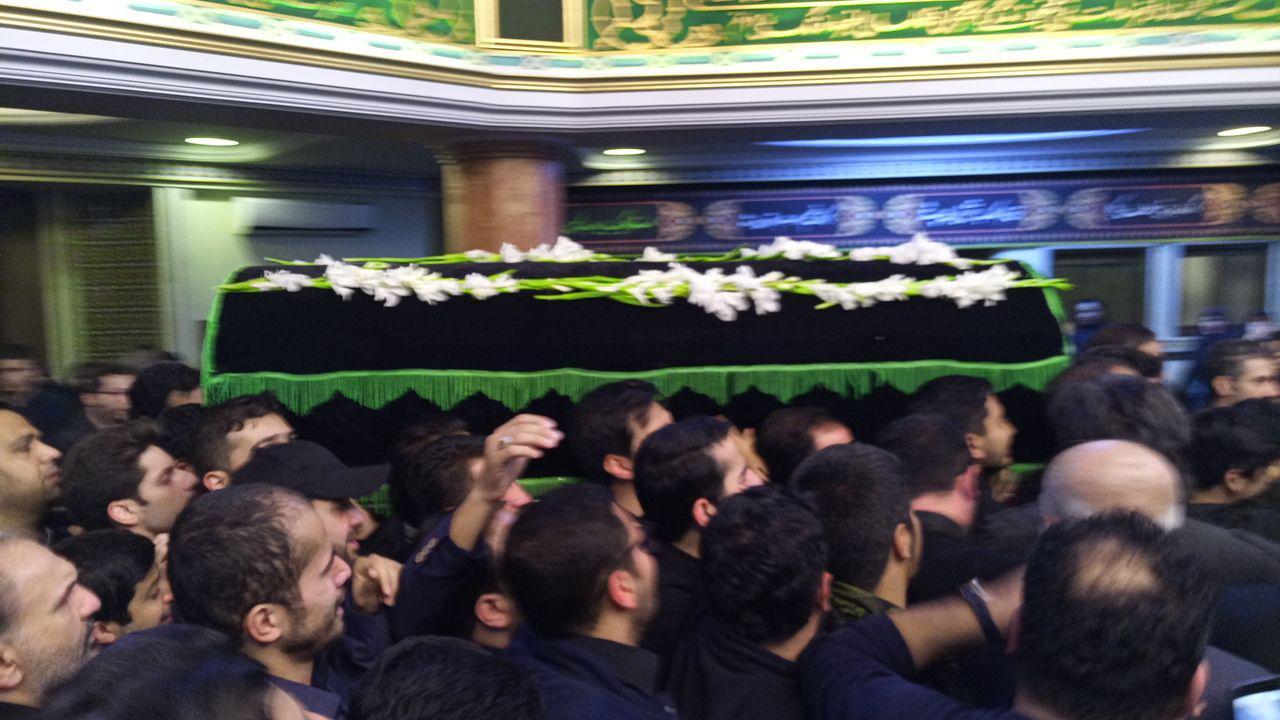 اباعبدالله الحسین (ع) به استقبال امیر محمد آمده است
