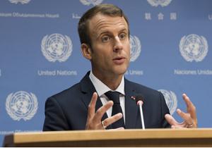 باشگاه خبرنگاران -کاهش محبوبیت رئیسجمهور فرانسه به ۲۵ درصد