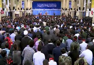 بیانات رهبر انقلاب درباره تاثیر همت جوانان بر پیشرفت روز افزون جمهوری اسلامی +فیلم