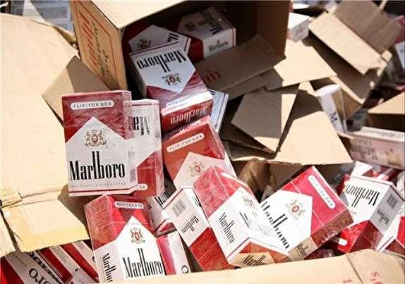 باشگاه خبرنگاران - کشف ۲۲۰ هزار نخ سیگار قاچاق در قشم