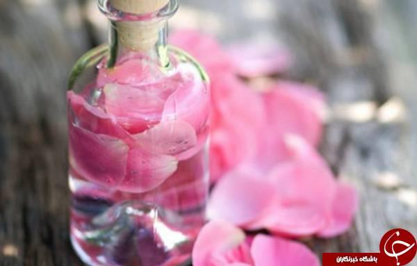 خواص خوردن گلاب / بهترین خواص گلاب برای بدن