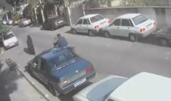 صحنه دردناک زورگیری از دختر جوان در تهران +فیلم