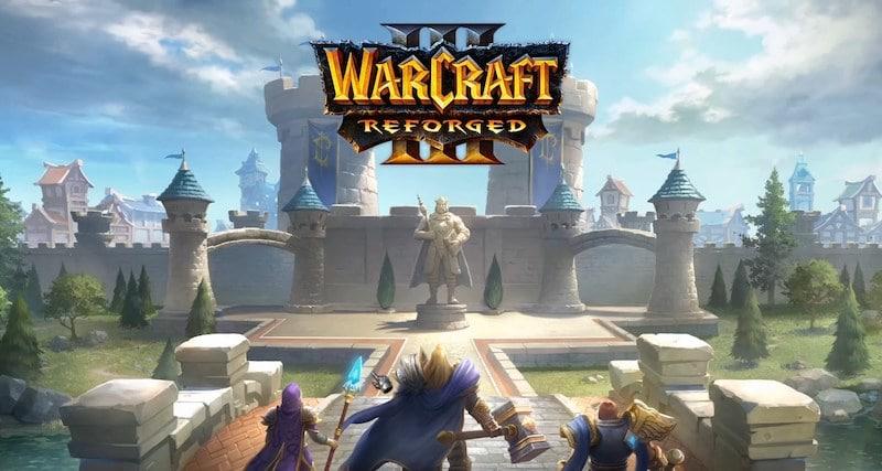 اولین ویدئو از گیمپلی نسخه ریمستر Warcraft 3 منتشر شد +فیلم