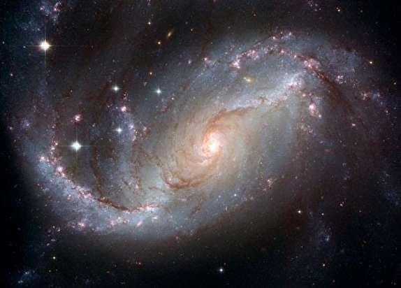 باشگاه خبرنگاران -دیسکهایی چرخنده با بازوان پُر ستاره/ کهکشانها چگونه شکل گرفتند؟