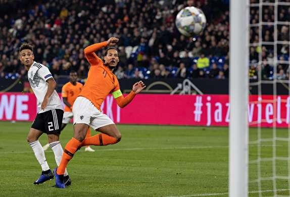 باشگاه خبرنگاران -بازگشت لاله های هلندی به قدرت با نابودی آلمان/قهرمان جهان از صعود بازماند