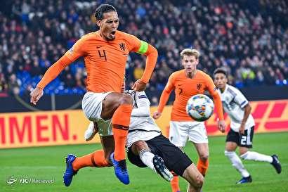 باشگاه خبرنگاران -لیگ ملتهای اروپا - دیدار تیمهای فوتبال آلمان و هلند