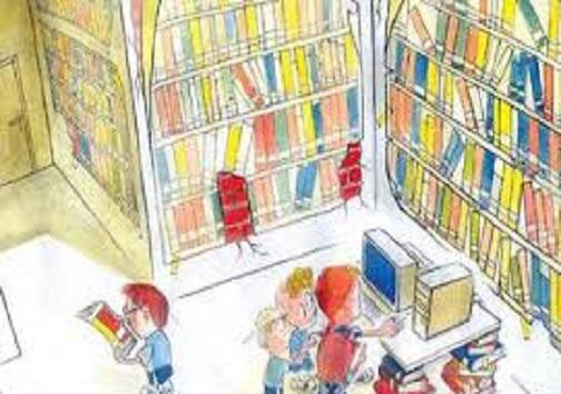 حال خوش نخواندن/بی رغبیت مردم به کتاب وکتاب خوانی