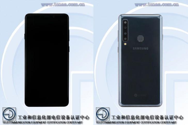 مشخصات نسخه 2019 گوشی Galaxy A9 شرکت سامسونگ فاش شد +تصویر