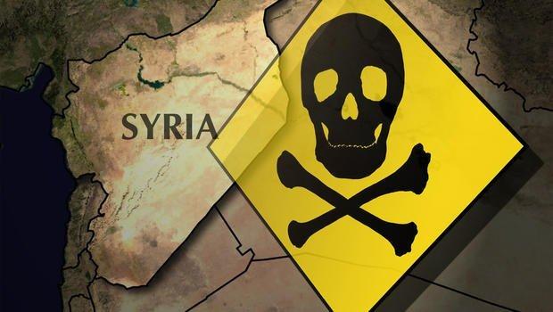 پشت پرده ماجرای دروغین حمله شیمیایی برای نجات تروریستها در شمال سوریه چه بود؟+ نقشه میدانی