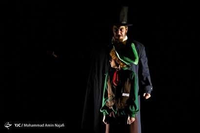 باشگاه خبرنگاران -نخستین روز بیست و پنجمین جشنواره بینالمللی تئاتر کودک و نوجوان در همدان