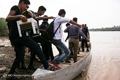 باشگاه خبرنگاران -حادثه در کمین قایق عنافچه