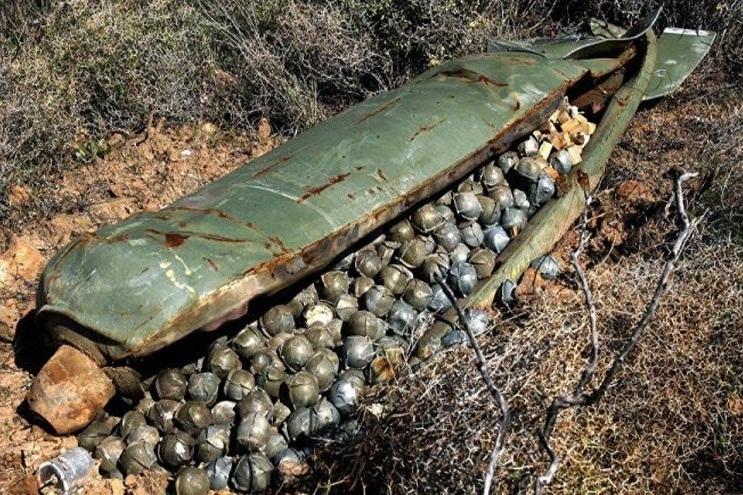 گزارشهای بین المللی از حمله عربستان با سلاحهای ممنوعه به یمن