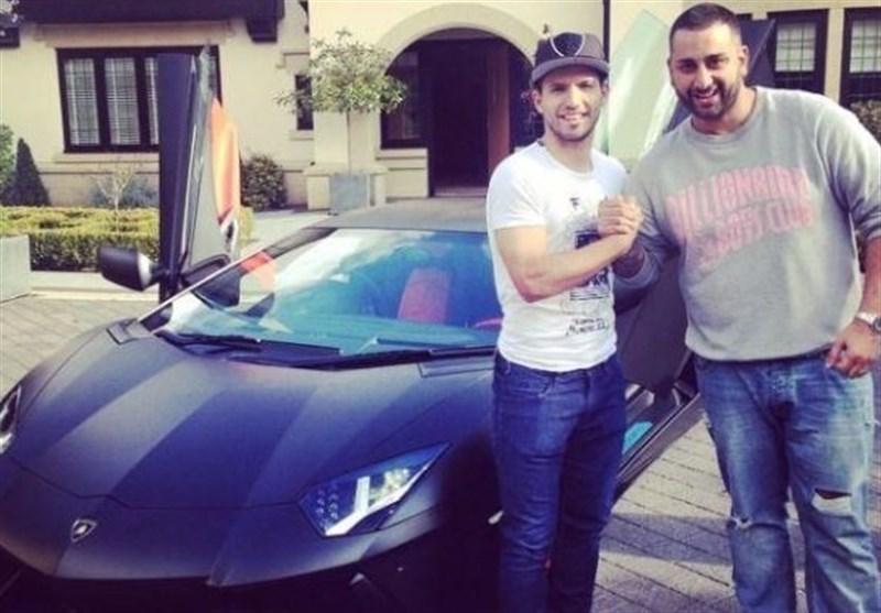 گرانترین اتومبیلهای بازیکنان فوتبال