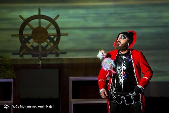 نخستین روز بیست و پنجمین جشنواره بینالمللی تئاتر کودک و نوجوان در همدان