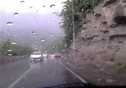 مهگرفتگی، بارندگی و لغزندگی در جادههای خراسانرضوی