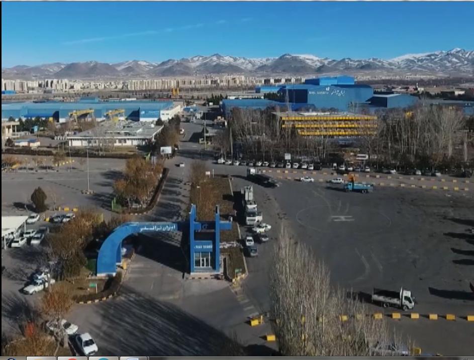 چرخش چرخ های صنعت در ایران تراسفو/مسیرهای توسعه  به همت نیروهای نخبه و کارگران پرتلاش  این شرکت در حال پیمودن است