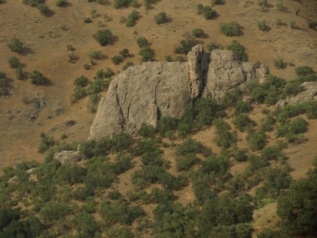 فیلهای سنگی در کدام نقاط کشور دیده میشوند؟