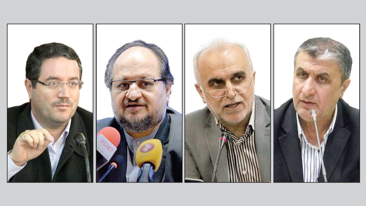 سرنوشت 4 وزیر پیشنهادی چه میشود؟