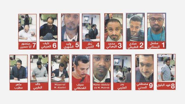 درخواست دادستان استانبول برای استرداد ۱۸ متهم قتل خاشقجی