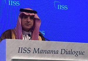 جبیر: دیدگاه ما در منطقه روشنفکرانه و دیدگاه ایران مبنی بر تاریکی است!