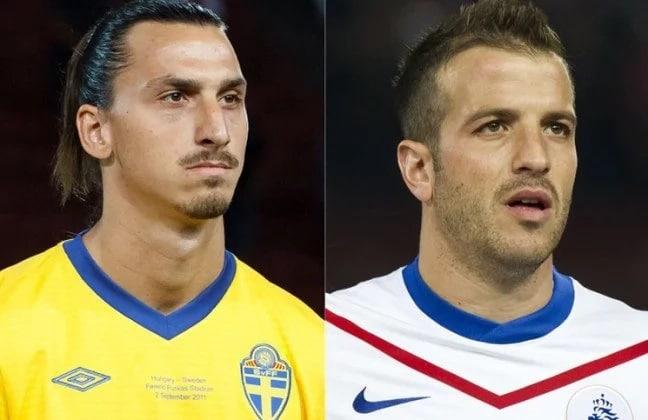 ستاره های فوتبال که با هم دشمنی دارند+تصاویر