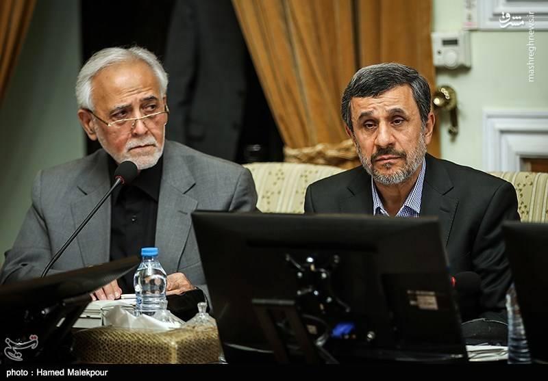 هم صدایی احمدی نژاد و آخوندی/چگونه میتوان از «عدالتگرایی» به «نولیبرالیسم» رسید؟+فیلم و عکس