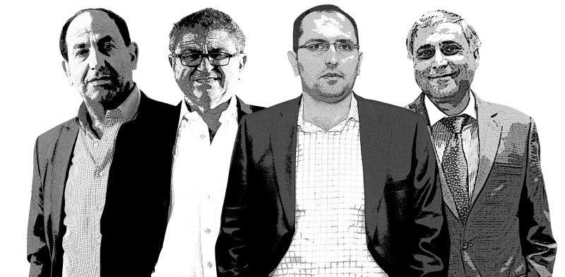 نقش موساد در تحریم جمهوری اسلامی با پوشش «مکعب سیاه»/ مئیر داگان و ژنرال ایلاند در تعقیب درآمدهای نفتی ایران +عکس