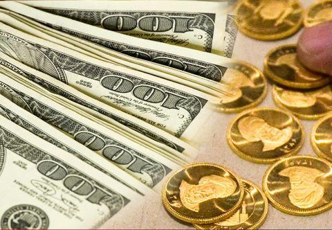 نرخ سکه و ارز در 5 آبان ماه 97 + جدول