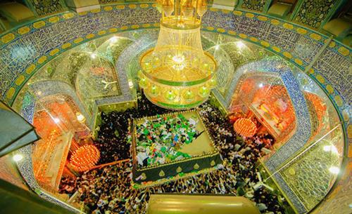 زندگینامه حضرت امام علی النقی الهادی (علیه السلام)