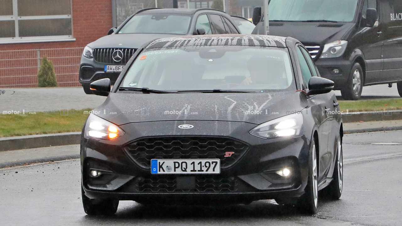 اتومبیل جدید سری Focus ST شرکت فورد با ظاهری زیبا معرفی شد +تصاویر