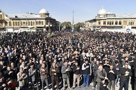 برگزاری اجتماع بزرگ جاماندگان اربعین حسینی فردا در سراسر کشور + مسیرها