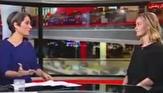 ناکامی مجری بیبیسی فارسی در سیاهنمایی علیه ایران +فیلم