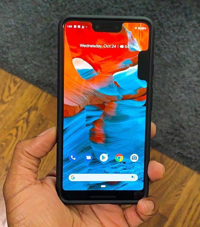 گوشی Pixel 3 XL با باگ ناچ دوم مواجه شده است! +تصاویر