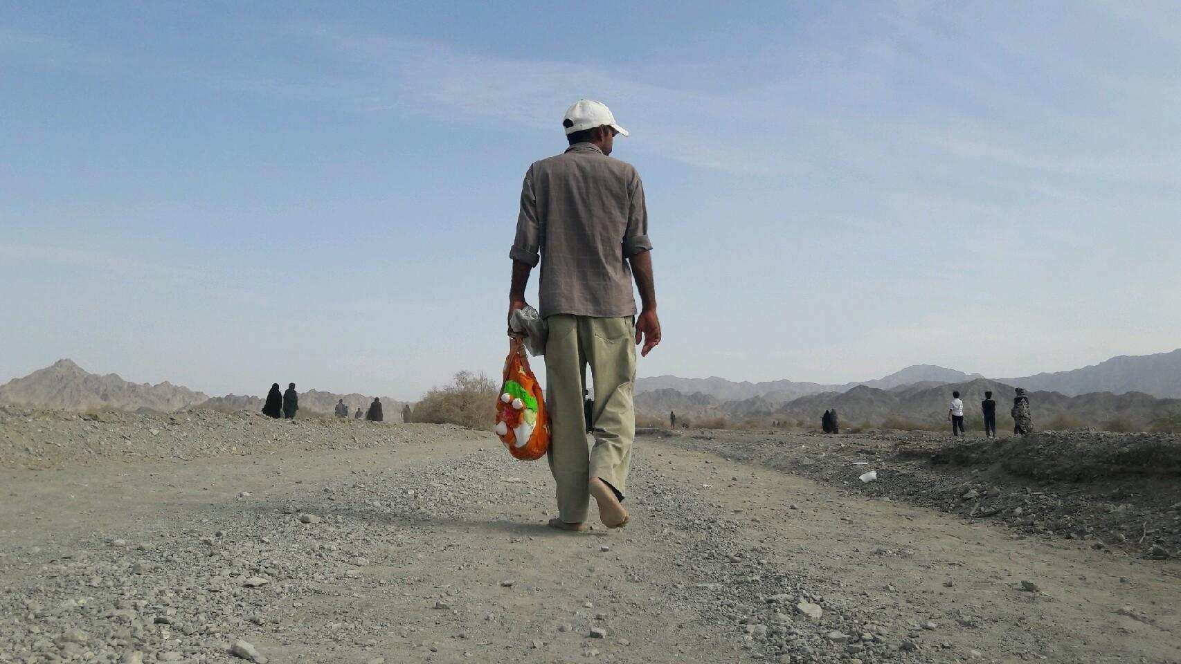 وحدت شیعه و سنی در موکبی بنام شهید حججی