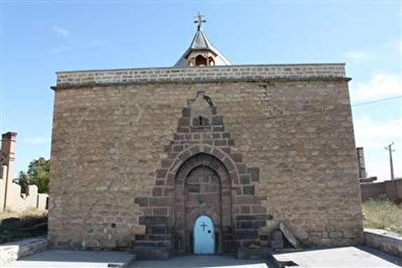 باشگاه خبرنگاران - بازگشائی کلیسای هفتوان سلماس برای بازدید گردشگران