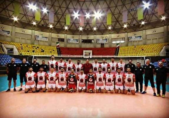 باشگاه خبرنگاران - والیبال ارومیه همچنان روی ریل باخت