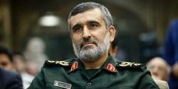 پایگاههایِ آمریکاییِ اطراف ایران گوشت زیر دندان موشکهای سپاه هستند/ امروز بزرگترین کلکسیون پهپادهای غنیمتی را از آمریکا و رژیم صهیونیستی داریم