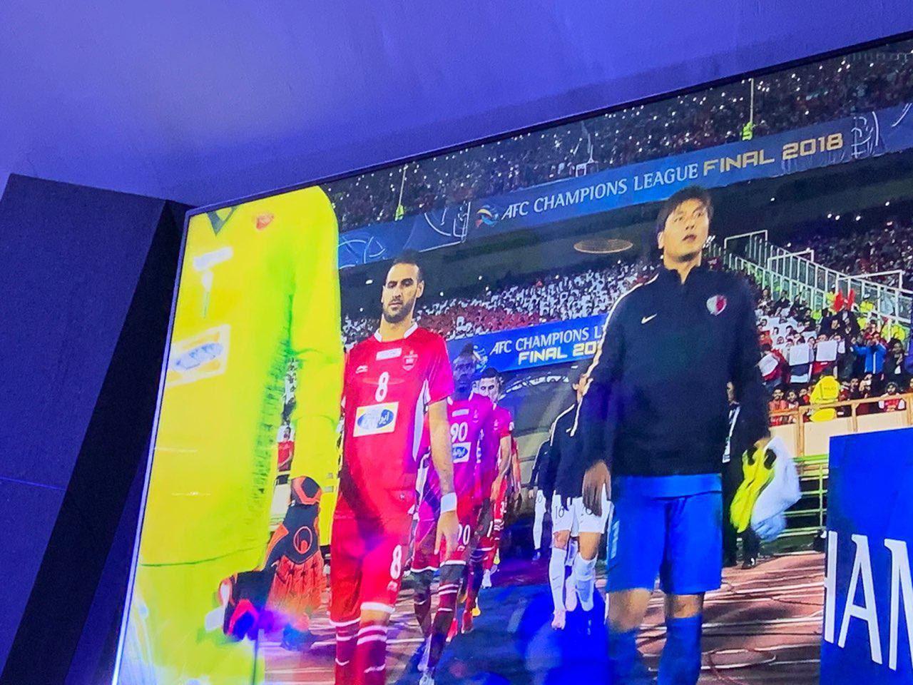 مراسم قرعه کشی لیگ قهرمانان آسیا ۲۰۱۹/ گزارش لحظه به لحظه