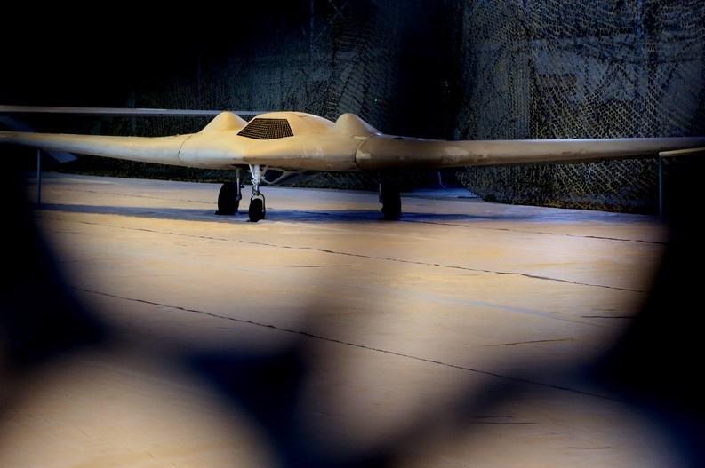 کلکسیون پهپادهای غنیمتی سپاه از آمریکا + عکس