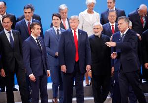 نشست گروه۲۰؛ امید به پایان جنگ تجاری و باز شدن پای بن سلمان به آرژانتین