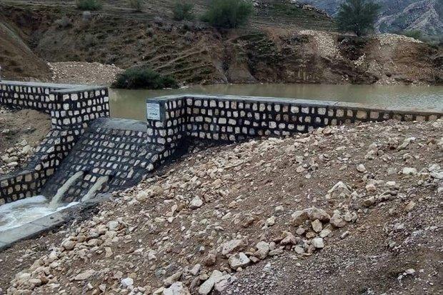 پیشرفت فیزکی 65 درصدی پروژه های آبخیزداری در گلستان