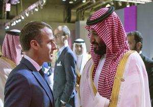 مکرون خطاب به محمد بن سلمان: هیچوقت به حرفم گوش نمیدهی/ من نگرانم!