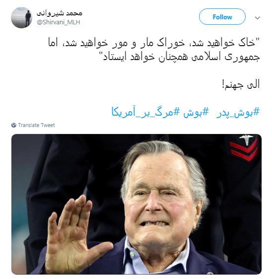 بوش پدر