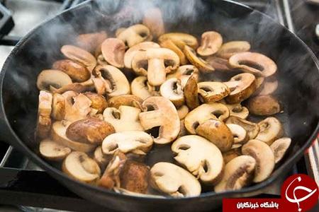 استفاده و پخت قارچ به چه دورهای باز میگردد؟! +معرفی خوب ترین روشهای پخت قارچ