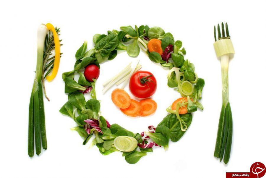 چرا برخی افراد گیاه خوارند؟! / آیا میدانستید؛ انسان در اصل موجودی گیاهخوار است؟!