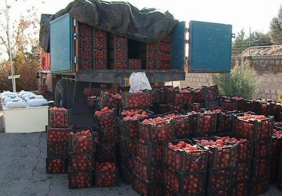 کشف بیش از 150 کیلوگرم تریاک با طعم گوجه فرنگی