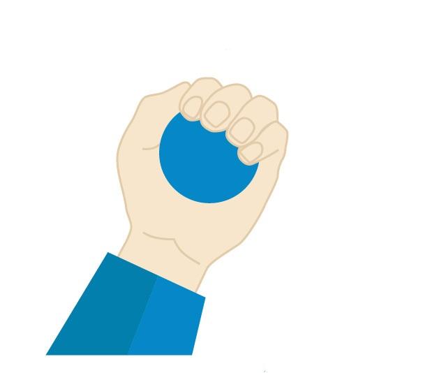 ورزشهای مناسب برای بازتوانی و تقویت انگشتان+ تصاویر