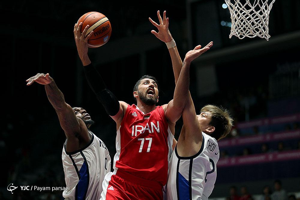 تیم ملی بسکتبال در یک قدمی جشن صعود