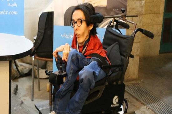 محدودیت مانع پیشرفت نیست/ فرصت برابر، توقع معلولان از زندگی