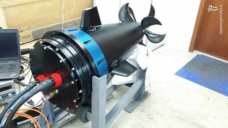 ایران اولین کشور جهان در عملیاتی کردن <<موتور BLDC>> برای زیردریایی ها/ قلب پرتوان <<غدیر>> آماده عملیات های شناسایی و رزمی شد +عکس